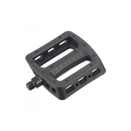 Odyssey Twisted PC black pedals