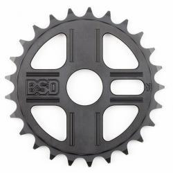 BSD TBT 25t black sprocket