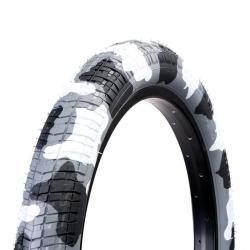 Fiction TROOP tire 2.3 black camo