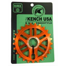 KENCH RN1 25T CNC orange sprocket