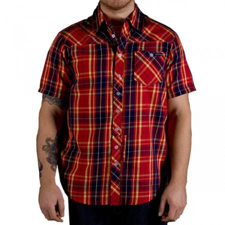 Shirt Animal Fresh Red L