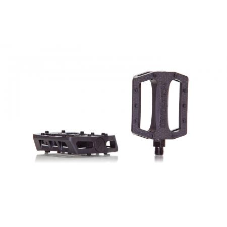 Demolition Trooper Plastic black PC pedals