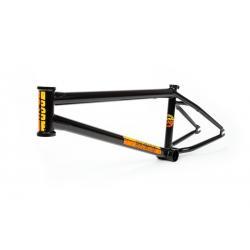 BSD Supershot 20.7 black BMX frame