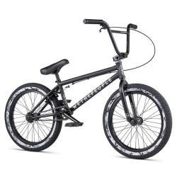 WeThePeople ARCADE 2020 20.5 matt black BMX bike