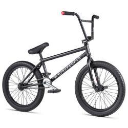 WeThePeople REASON 2020 20.75 matt black BMX bike