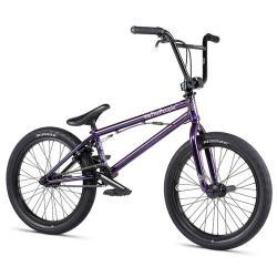 WeThePeople VERSUS 2020 20.65 wizard translucent teal BMX bike