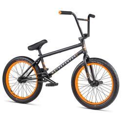 WeThePeople TRUST FC 2020 20.75 matt black BMX bike