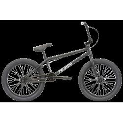 Premium Subway 2020 20.5 matte black BMX bike