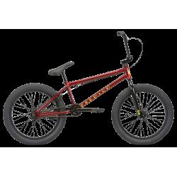 Premium Inspired 2020 20.5 cherry cola BMX bike