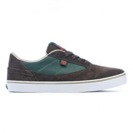 Sneakers Habitat Guru 2 Brown Size 8