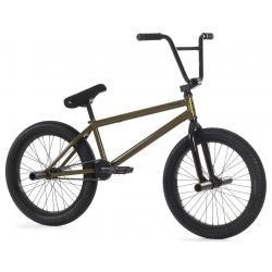 Fiend Type A 2020 gloss olive BMX bike