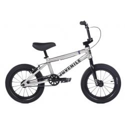 CULT JUVENILE 14 2020 silver BMX bike