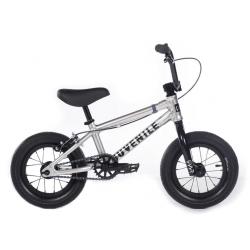 CULT JUVENILE 12 2020 silver BMX bike