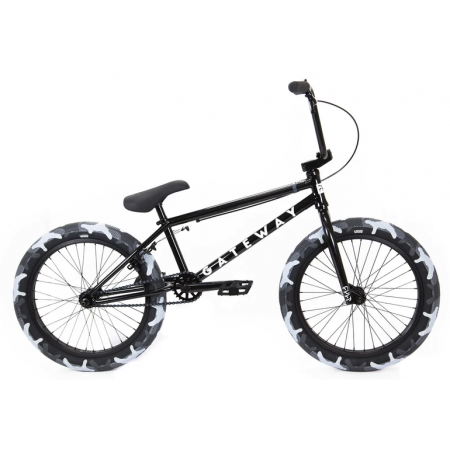 CULT GATEWAY 2020 20.5 black BMX bike