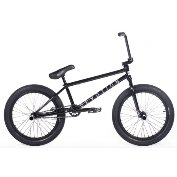 CULT DEVOTION 2020 20.75 black BMX bike