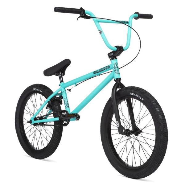 STOLEN CASINO 2020 20.25 Caribbean Green BMX bike