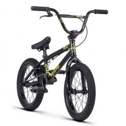 Radio REVO 16 2020 15.75 glossy black BMX bike