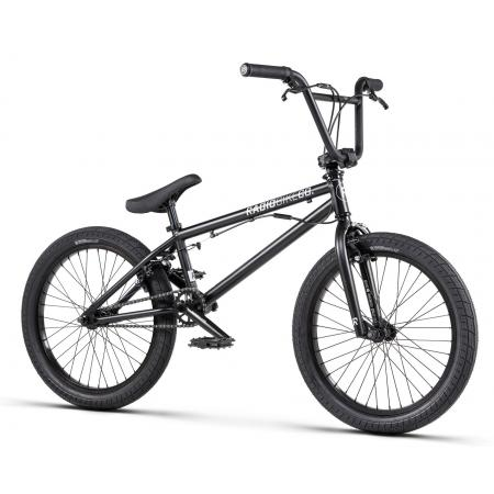 Radio DICE FS 20 2020 20 matt black BMX bike