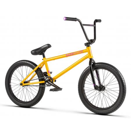 Radio Darko 2020 21 gold BMX bike
