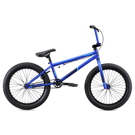 Mongoose L20 2020 20 blue BMX bike