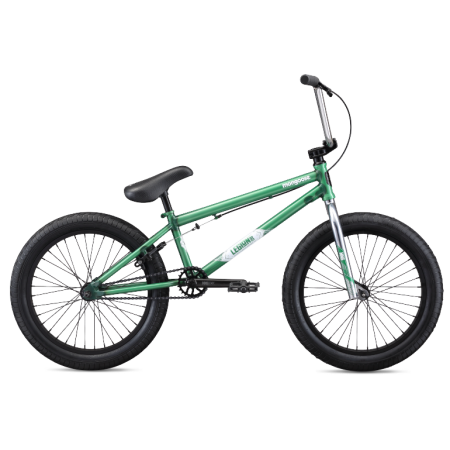 Mongoose L60 2020 20.5 green BMX bike
