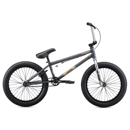 Mongoose L60 2020 20.5 grey BMX bike