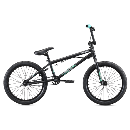 Mongoose L10 2020 black BMX bike