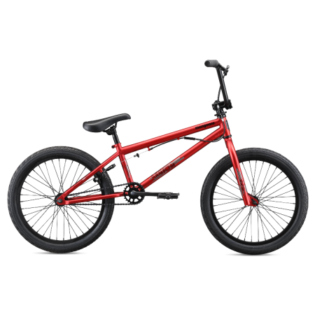 Mongoose L10 2020 red BMX bike
