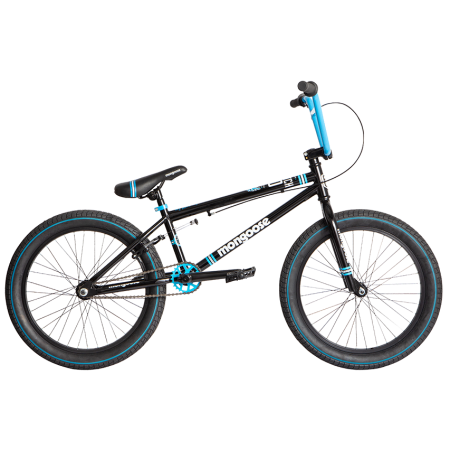 Mongoose R50 2020 20,5 blue BMX bike