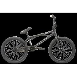Haro Leucadia DLX 2020 18.5 matte black BMX bike
