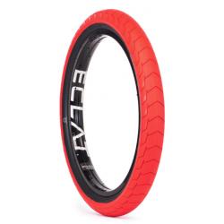 Eclat Decoder Low Pressure 2.4 Red BMX Tire