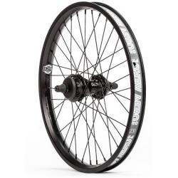 BSD Aero Pro West Coaster Freecoaster LHD Black BMX Rear Wheel