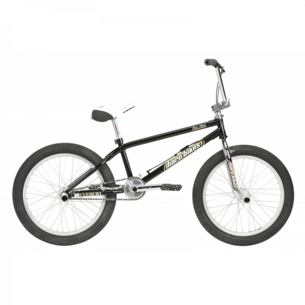 Haro 2019 Dave Mirra Tribute 21 Gloss Black BMX Bike