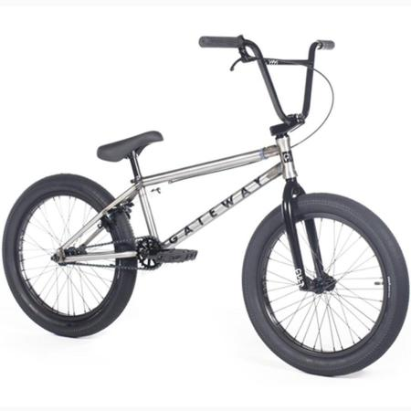 CULT GATEWAY 2020 20.5 raw BMX bike