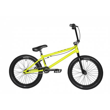 KENCH 2020 21 Chr-Mo yellow BMX bike