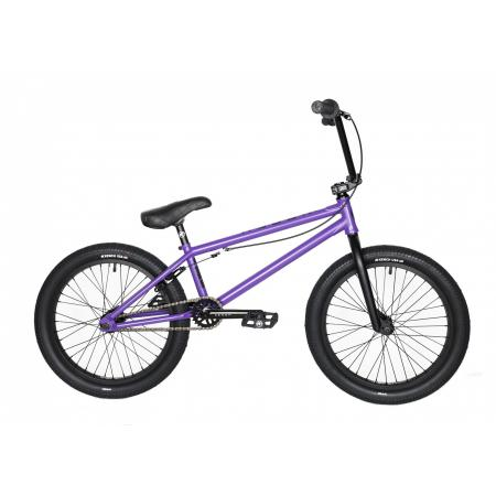 KENCH 2020 21 Chr-Mo purple BMX bike
