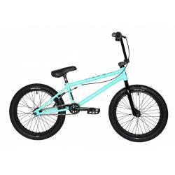 KENCH 2020 20.75 Hi-Ten turquoise BMX bike