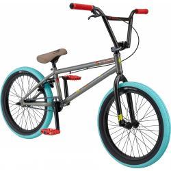 GT Performer 2020 20.5 raw BMX bike
