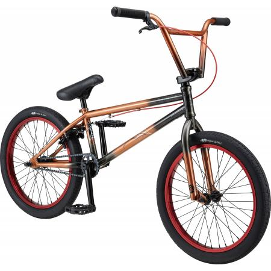 GT Conway Team 2020 21 brown with black BMX bike