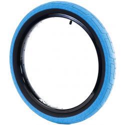 Colony Grip Lock 2.35 blue BMX tire