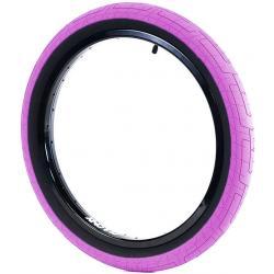 Colony Grip Lock 2.35 pink BMX tire