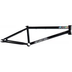 Colony Sweet Tooth Alex Hiam 20.4 Black BMX Frame