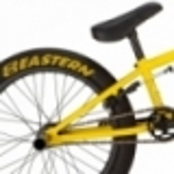 Eastern ORBIT 2020 20.25 yellow BMX bike