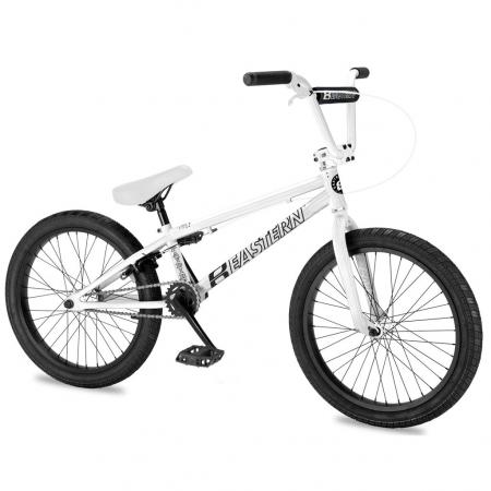 Eastern PAYDIRT 2020 20 white BMX bike