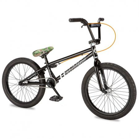Eastern PAYDIRT 2020 20 black camo BMX bike