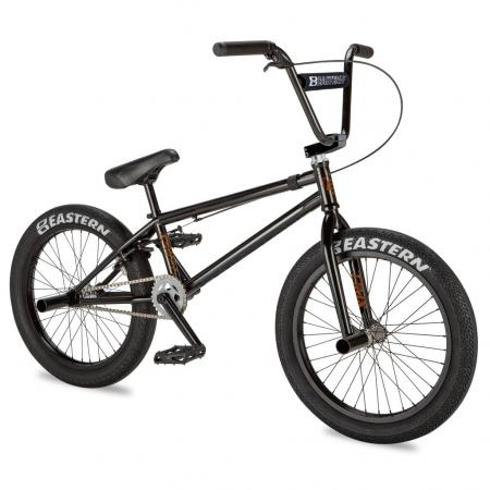 Eastern REAPER 2020 20.85 black BMX bike