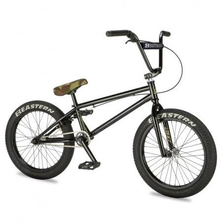 Eastern THUNDERBIRD V1 2020 21 black BMX bike