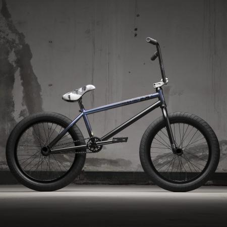 KINK Switch 2021 Matte Gravity Purple BMX bike