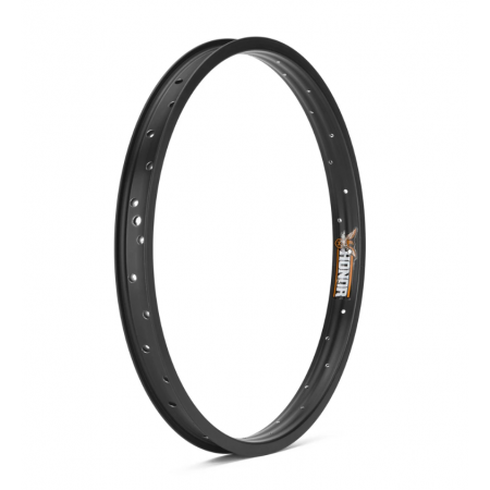 Mission Honor black BMX rim