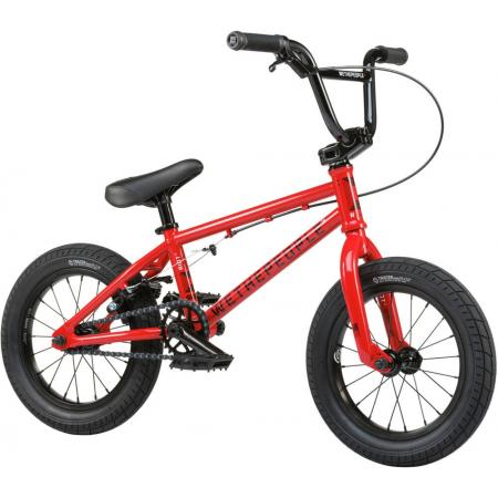 Wethepeople Riot 14 2021 Red BMX Bike For Kids